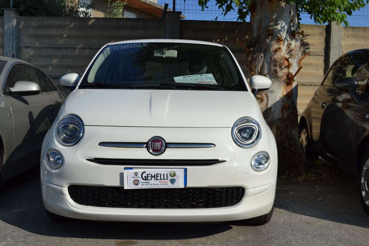 Fiat 500 Km0 Gpl